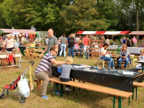 Slow Food Markt Nieuwerbrug